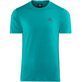 Mountain Equipment Groundup - T-shirt manches courtes Homme - bleu